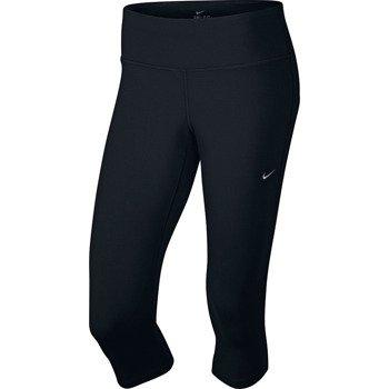 spodnie do biegania damskie 3/4 NIKE DF EPIC LUX CAPRI / 618221-010