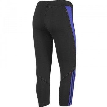 spodnie do biegania damskie ADIDAS RESPONSE 3/4 TIGHT / G75293