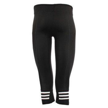 spodnie do biegania damskie ADIDAS RESPONSE 3/4 TIGHTS / AA5660