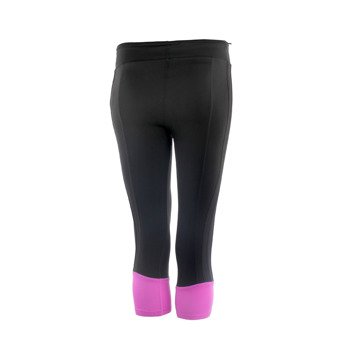 spodnie do biegania damskie ADIDAS RESPONSE 3/4 TIGHTS / AX6597