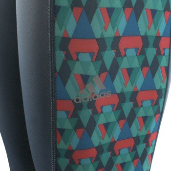 spodnie do biegania damskie ADIDAS RUN 1/1 TIGHT / AH9974