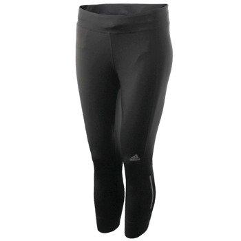 spodnie do biegania damskie ADIDAS RUN 3/4 TIGHT / S10293