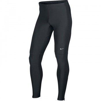spodnie do biegania męskie NIKE FILAMENT MEN'S RUNNING TIGHTS / 519712-010