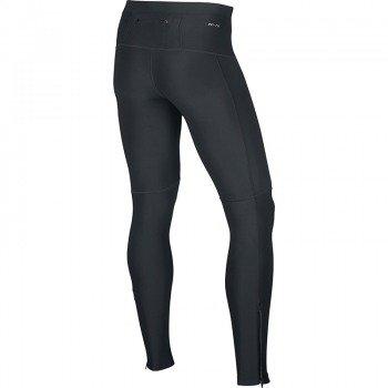spodnie do biegania męskie NIKE FILAMENT RUNNING TIGHTS LONG / 519712-010