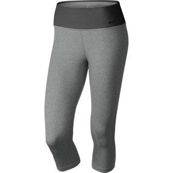 spodnie sportowe damskie 3/4 NIKE LEGEND 2.0 TIGHT DRI-FIT COTTON CAPRI / 552141-067