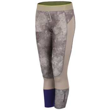 spodnie sportowe damskie 3/4 REEBOK DELTA ELITE TIGHT / Z89417