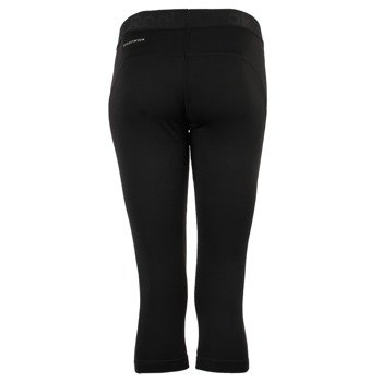 spodnie sportowe damskie 3/4 REEBOK WORKOUT READY CAPRI / AJ3516
