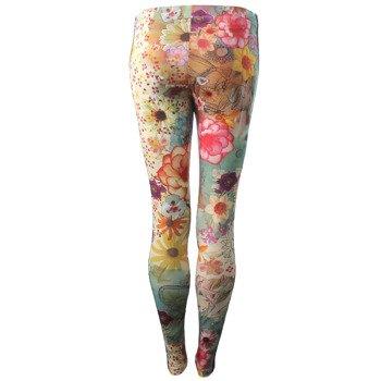 spodnie sportowe damskie ADIDAS 3STRIPES LEGGING / AJ8173