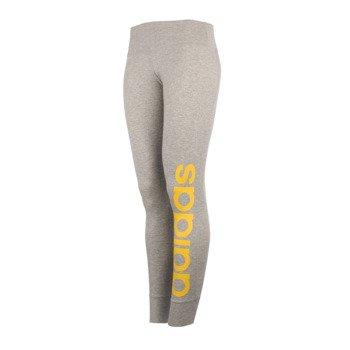 spodnie sportowe damskie ADIDAS ESSENTIALS LINEAR TIGHT / AY4823
