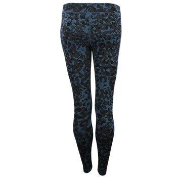 spodnie sportowe damskie ADIDAS TEAM PRINTED TIGHT / S19195