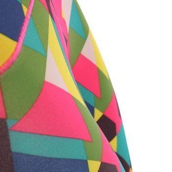 spodnie sportowe damskie ADIDAS ULTIMATE FIT TRIAX LONG THIGHT / AJ5051