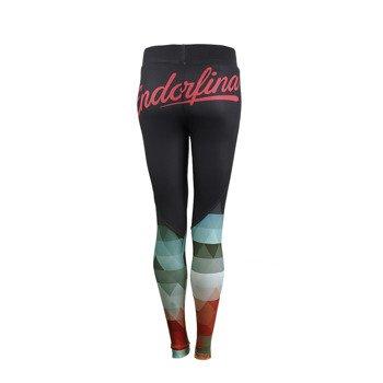 spodnie sportowe damskie ENDORFINA LEGGINS TRI / JZ16-5626