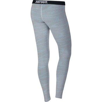 spodnie sportowe damskie NIKE LEG-A-SEE ALLOVER PRINTED LEGGING / 726096-351