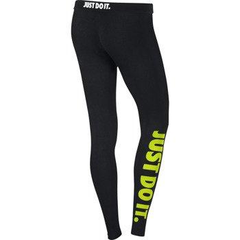 spodnie sportowe damskie NIKE LEG A SEE JUST DO IT / 586395-018