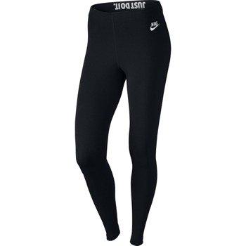 spodnie sportowe damskie NIKE LEG-A-SEE LEGGING / 726085-010