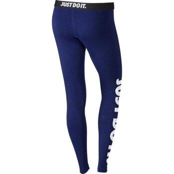 spodnie sportowe damskie NIKE LEG-A-SEE LEGGING / 726085-455