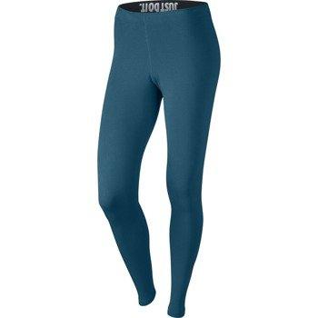 spodnie sportowe damskie NIKE LEG-A-SEE LEGGING / 806927-301