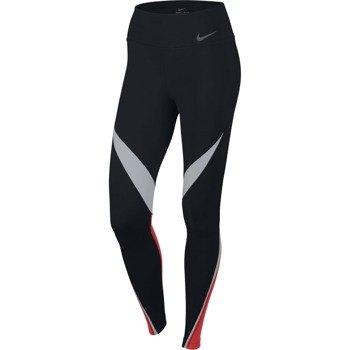 spodnie sportowe damskie NIKE LEGENDARY FABRIC TWIST VENEER / 724963-012
