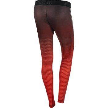 spodnie sportowe damskie NIKE PRO ENGLAND TIGHT / 649633-600