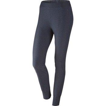 spodnie sportowe damskie NIKE WOVEN BLISS SKINNY PANT / 642536-473