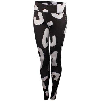 spodnie sportowe damskie REEBOK AEROBICS LEGGING / Z89750
