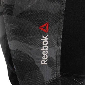 spodnie sportowe damskie REEBOK ONE SERIES ACTIVCHILL COMPRESSION TIGHT / AI1735