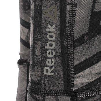 spodnie sportowe damskie REEBOK ONE SERIES ADVANTAGE NYLUX LEGGING / AI6766