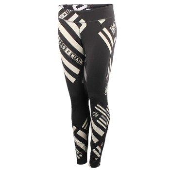 spodnie sportowe damskie REEBOK ONE SERIES NYLUX TIGHT / AJ0684