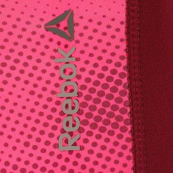 spodnie sportowe damskie REEBOK WORKOUT READY ALL CAMO TIGHT / AY1831
