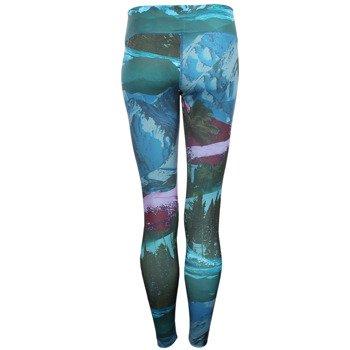 spodnie sportowe damskie REEBOK YOGA SCENIC LEGGING / AA1599