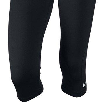 spodnie termoaktywne damskie 3/4 NIKE PRO CAPRI / 589366-010