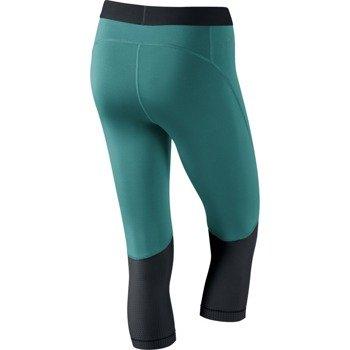 spodnie termoaktywne damskie 3/4 NIKE PRO HYPERCOOL CAPRI 2.0 / 642564-309