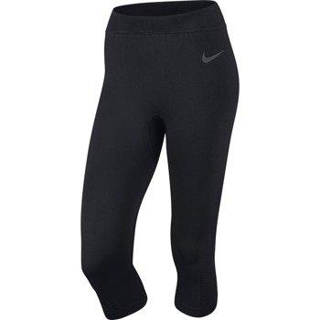 spodnie termoaktywne damskie 3/4 NIKE PRO HYPERCOOL LIMITLESS CAPRI / 648533-010