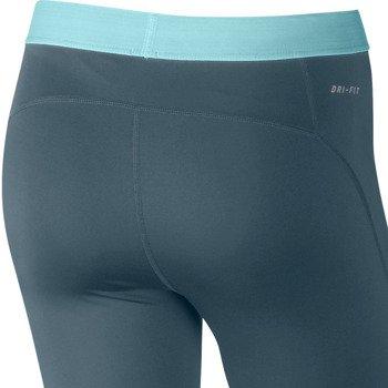 spodnie termoaktywne damskie NIKE PRO CAPRI / 589366-320