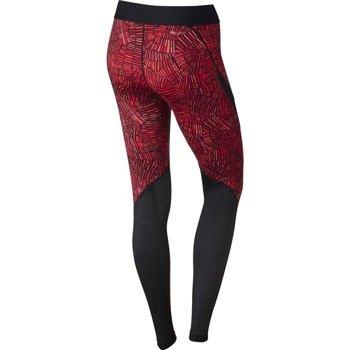 spodnie termoaktywne damskie NIKE PRO HYPERCOOL TIDAL MULTI TIGHT / 725479-657