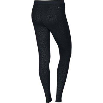 spodnie termoaktywne damskie NIKE PRO WARM EMBOSSED HEIGHTS VIXEN / 695590-010