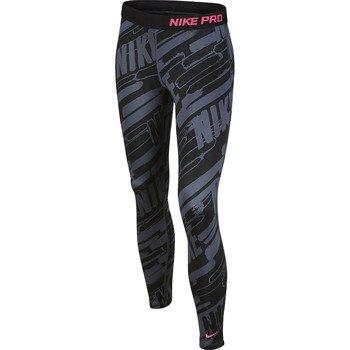 spodnie termoaktywne dziewczęce NIKE PRO HYPERWARM / 622109-084