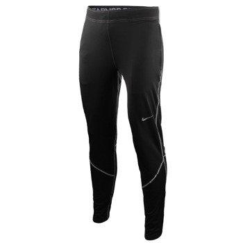 spodnie termoaktywne męskie NIKE PRO COMBAT HYPERWARM FITTED ATHLETE / 624876-010