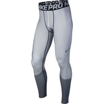 spodnie termoaktywne męskie NIKE PRO HYPERWARM TIGHT LINES / 699970-100