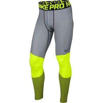 spodnie termoaktywne męskie NIKE PRO HYPERWARM TIGHT LINES / 699970-702