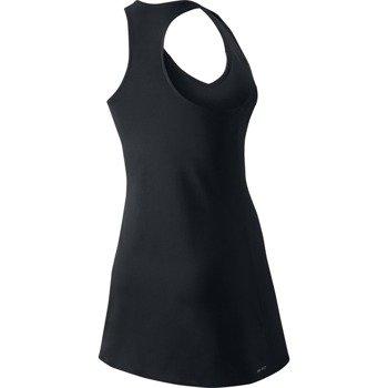 sukienka tenisowa NIKE PURE DRESS / 728736-010