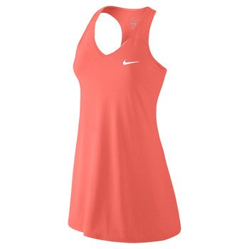 sukienka tenisowa NIKE PURE DRESS / 728736-890