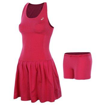 sukienka tenisowa damska ASICS WOMEN'S RACKET DRESS