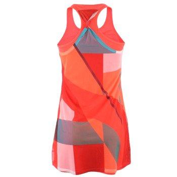 sukienka tenisowa dziewczęca ADIDAS ADIZERO DRESS / AJ3264