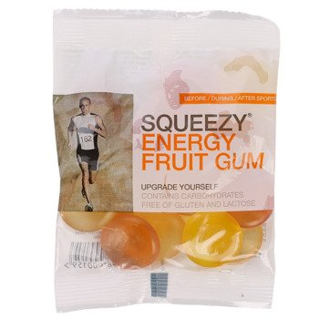 suplement SQUEEZY ENERGY FRUIT GUM / 50g