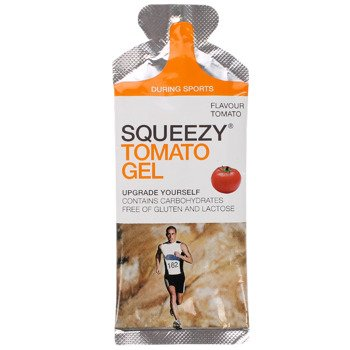 suplement SQUEEZY ENERGY GEL pomidorowy / 33g