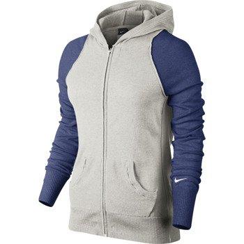 sweter tenisowy damski NIKE KNIT SWEATER JACKET / 596714-121