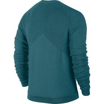 sweter tenisowy męski NIKE LONG SLEEVE SWEATER / 596595-320