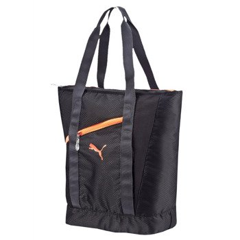 torba sportowa damska PUMA FITNESS SHOPPER BAG / 073806-01