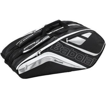 torba tenisowa BABOLAT RACKET HOLDER TEAM X12 silver / 751120-108